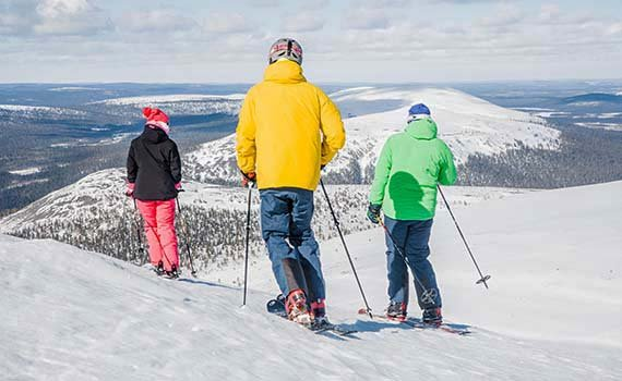 weekend yllas lapland