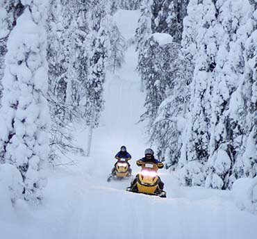 lapland excursies
