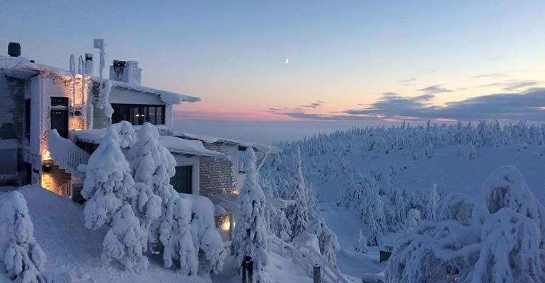 boutique hotel lapland