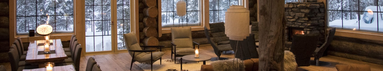 boutique hotels lapland